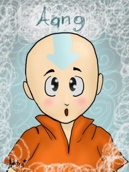 Aang by MarDeAdstra