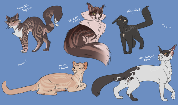 obscured-stars free adopts by catitty