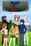 CampNaNo 2015 - Play or Die Cover by Juneberry-chan