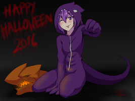 Happy Halloween 2016 by CrazyNat2012