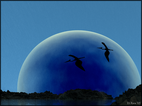 Once in a Blue Moon V.1 by Zethara