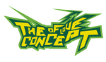 Jet Set Radio : The Concept Of Love Logo by NuryRush