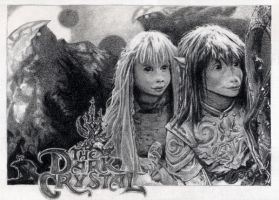 The Dark Crystal by Carlotta4th