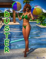 Swimsuit Series Duster by ShadowhawkOne