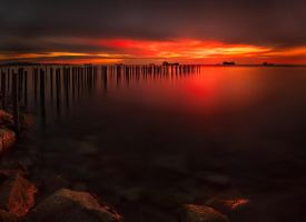 Sunrise Fever by hateom