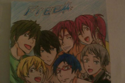 Free! by LucyRamen
