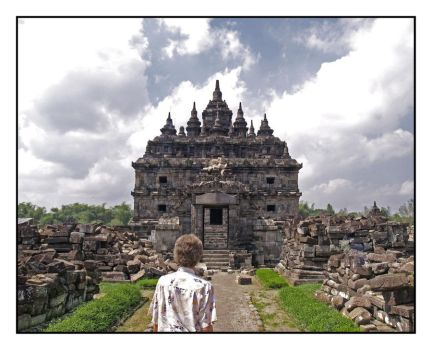 The Crattered Jogja by rendra-hehuwat