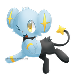 Shinx by SilviShinyStar