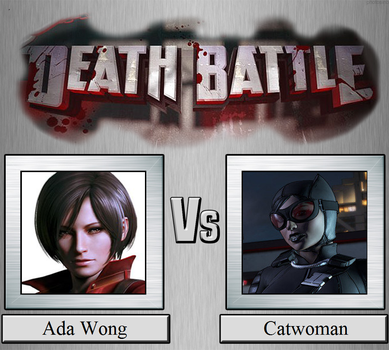 Ada Wong vs. Catwoman by JasonPictures