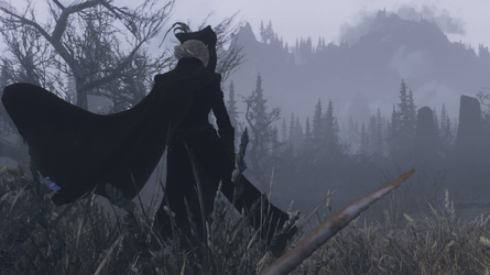 Bloodborne - Lady Maria Clothes by Jowain92
