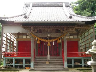 Shrine 55 by togistock