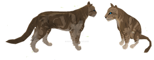 Cat preset for FeralHeart by Scotis