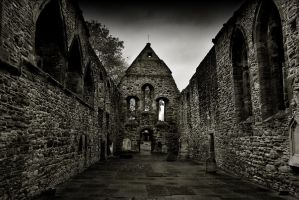 Priory inside by rompus