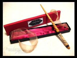 Handmade Wand ''Cathy'' by PraeclarusWands