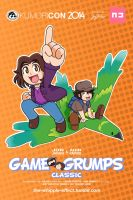 KumoriCon 2014 - Game Grumps Classic by WHPLEFCT