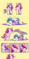 sweet dream you two by Ende26
