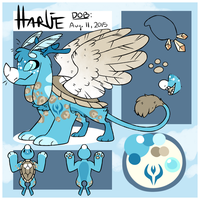 [Ref] - Harlie by Frozen--Star