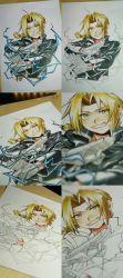 +Edward Elric - Copic+ by goku-no-baka