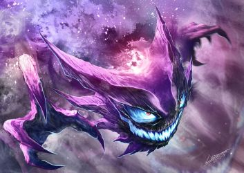 Grim Haunter by Dragolisco