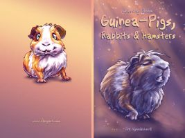 Guinea-Pigs Coloring Book by Fany001