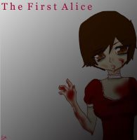 The first Alice by IcedTeaLove