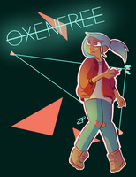 Oxenfree by CandyClouds22