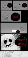 Frisk and Chara - Ch2: Page 13 by ArtisticAnimal101