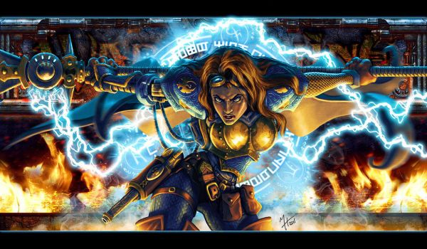 Captain Haley by Howietzer