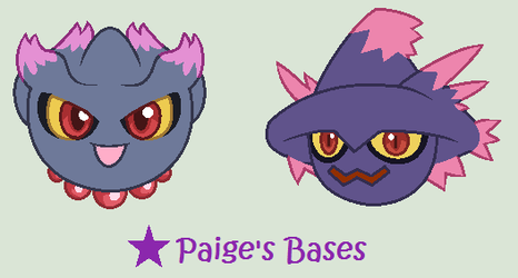 Free Ghost Blowjobs! Shuffle Base by Paige-the-unicorn