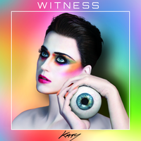 Katy Perry - Witness (Album Cover #3 by Panchecco) by Panchecco