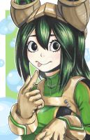Froppy by pillowds