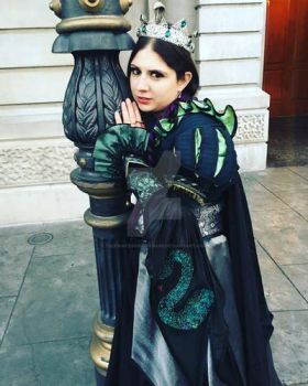 Lady Slytherin by ThePrincessNightmare