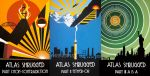 Atlas Shrugged Triptych by DecoEchoes