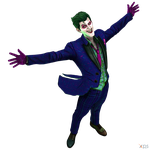 Batman (The TellTale Series) - The Joker (Villain) by MrUncleBingo