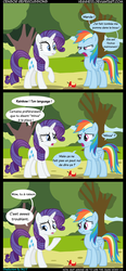 Censor repercussions by My-Little-Translate