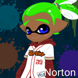 Norton (14 Years Old, Inkling Form) by Brightsworth-Heroes