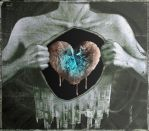 Frozen Heart by Sephirothsdx