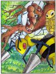 Beedrill by Antaie