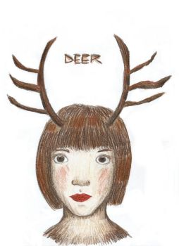 deer by Airashel