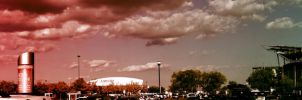 Citizens Bank Park and the Linc by rockdog80