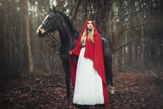 Little Red Riding Hood by Voodica