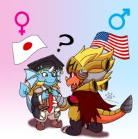Axia's gender? by Coshi-Dragonite