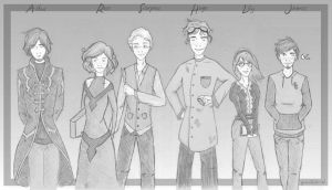 HP Grown-Ups by Grouillote-oh
