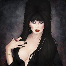 Elvira (s) by Ink-and-Sugar