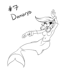 30 character chlng - princes damarys by daughter-thursday