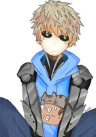 Genos!  \(^v^)/ by ghost-byun
