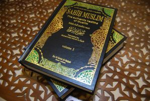 Sahih Muslim Books by billax