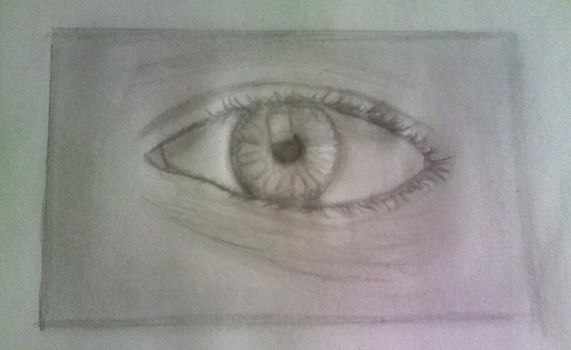 Eye (practice) by robodroide