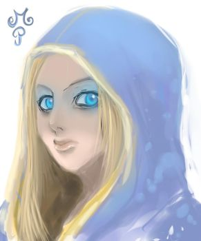 Dota Jaina Color by ManiacPaint