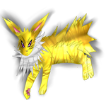 ~Jolteon~ by shotabunnyfairy